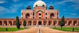Humayu Tomb in Delhi