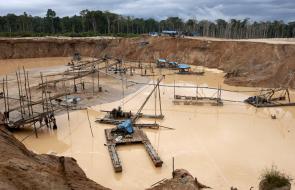 Artisanal and Small Scale Gold Mining_Workshop at Duke University