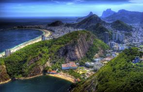 coast of Brazil