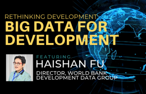 Globe and Haishan Fu, Flyer for the event