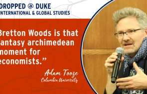 Adam Tooze Quote