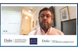 Luis Alberto Moreno Speaks at Duke