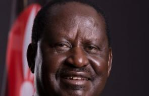 Image of Rt. Hon. Raila Odinga