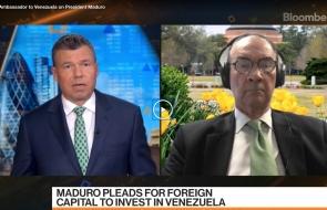 Duke's Patrick Duddy Interviewed on Bloomberg TV About Venezuela President Maduro