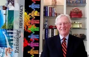 An Interview with Ambassador W. Robert Pearson