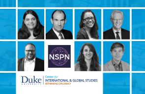 """RethinkingDiplomacy, NSPN """"Bridge the Gap Between American Science and Diplomacy"""""""