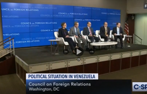 Panel Discussion on Venezuela