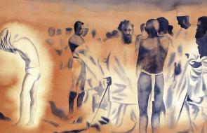 Gandhi images