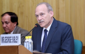 George Sibley_Diplomat in Residence_DUCIGS_Duke