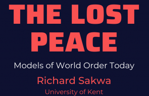 The Lost Peace Flyer