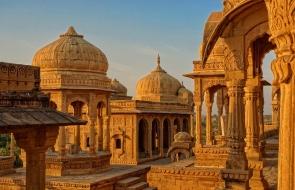 Bada Bagh  Jaisalmer India
