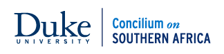 Concilium on Southern Africa logo