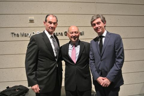 Adm Stavridis with GZ and PD
