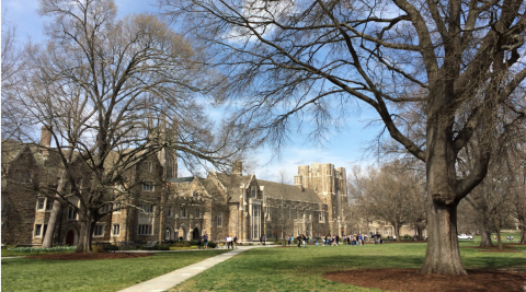 Duke University West Campus