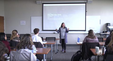 Jill Anderson Teaching