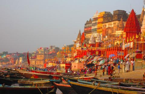 Ganges Photo
