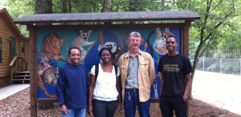 Visiting Scholars at Duke Lemur Center