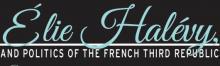 Elie Halevy Conference Banner