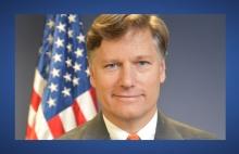 US Ambassador to Mexico,  Christopher Landau,