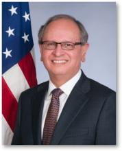 Image of Ambassador Arnold Chacon