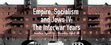 Empire, Socialism and Jews IV banner