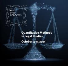 VIU Webinar Quantitative methods