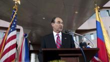 Former U.S. Ambassador for Venezuela, Patrick Duddy