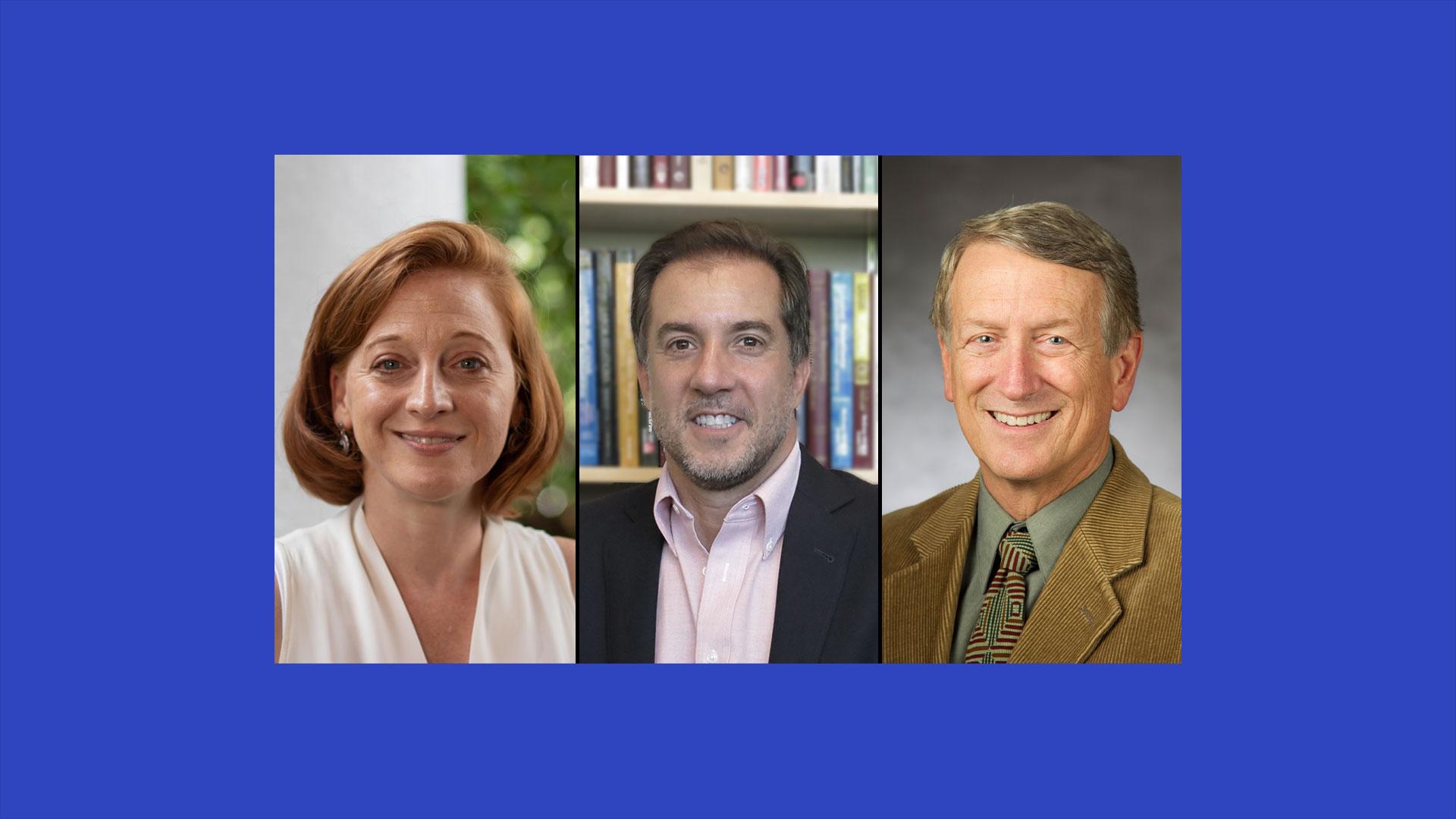 Jennifer Bair, Mark Anner, Gary Gereffi at Duke/DUCIGS