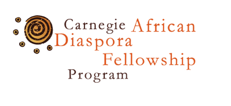 Carnegie African Diaspora Fellowship Program logo