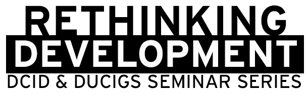 Rethinking Development logo